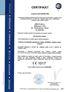 Systém jakosti podle směrnice 97/23/ES modul D, díly tlakových zařízení